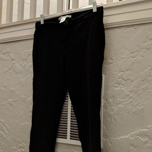 LC Lauren Conrad Size 8 black jeggings